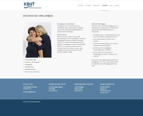 Informasjon om tjenester